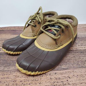 Superior Boot Co. Duck Shoes Size 7